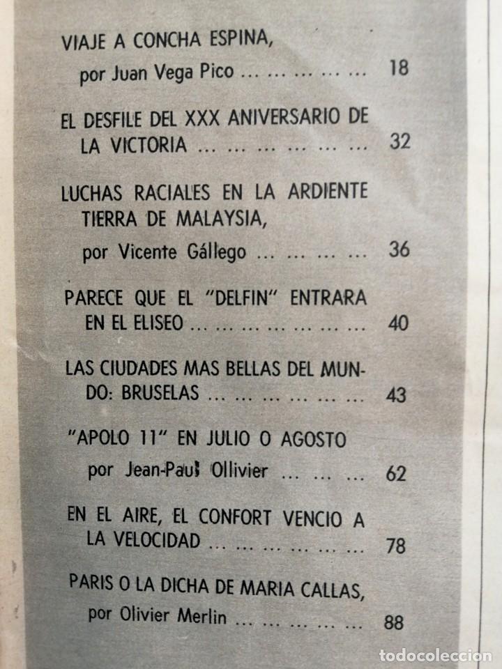 Coleccionismo de Revista Blanco y Negro: Blanco y Negro 2979 - Concha Espina Aniversario victoria Franco Apolo 10 Maria Callas - VER FOTOS - Foto 9 - 206894967