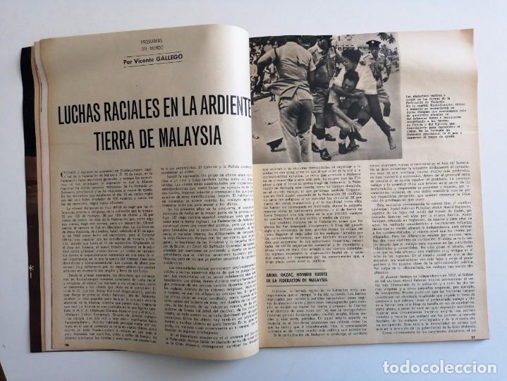 Coleccionismo de Revista Blanco y Negro: Blanco y Negro 2979 - Concha Espina Aniversario victoria Franco Apolo 10 Maria Callas - VER FOTOS - Foto 12 - 206894967