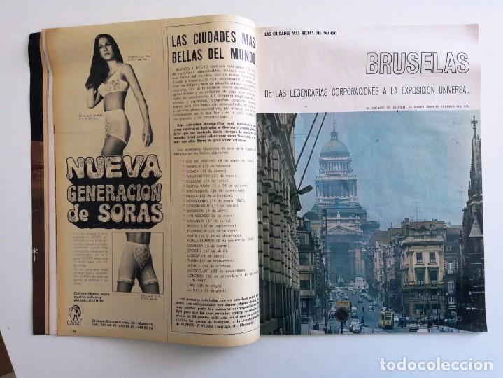 Coleccionismo de Revista Blanco y Negro: Blanco y Negro 2979 - Concha Espina Aniversario victoria Franco Apolo 10 Maria Callas - VER FOTOS - Foto 13 - 206894967