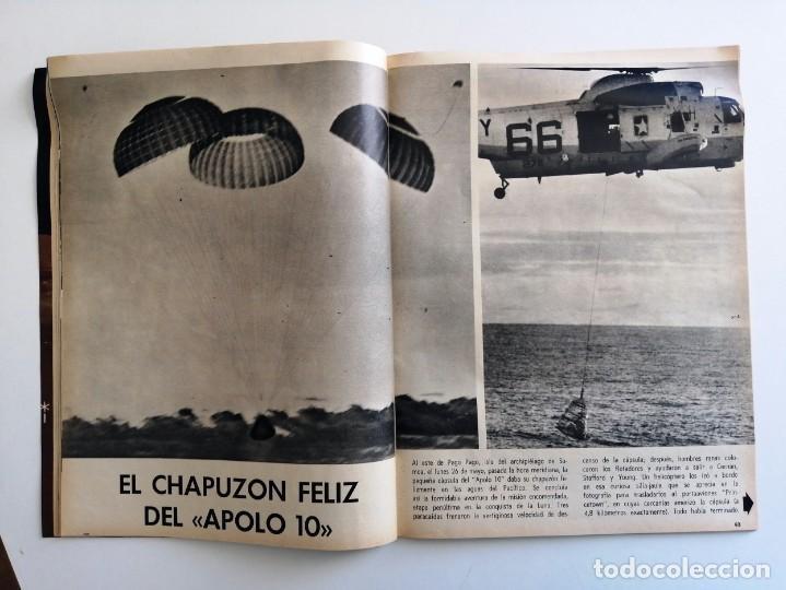 Coleccionismo de Revista Blanco y Negro: Blanco y Negro 2979 - Concha Espina Aniversario victoria Franco Apolo 10 Maria Callas - VER FOTOS - Foto 15 - 206894967