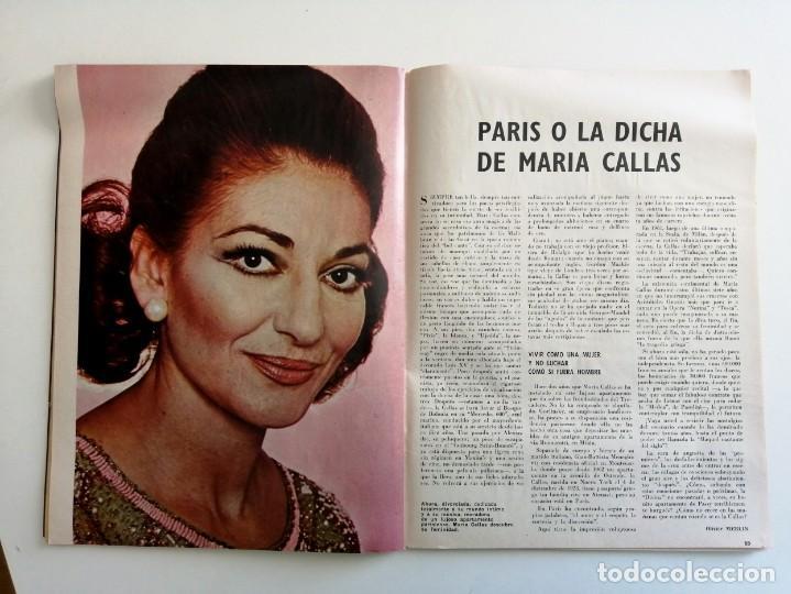 Coleccionismo de Revista Blanco y Negro: Blanco y Negro 2979 - Concha Espina Aniversario victoria Franco Apolo 10 Maria Callas - VER FOTOS - Foto 19 - 206894967