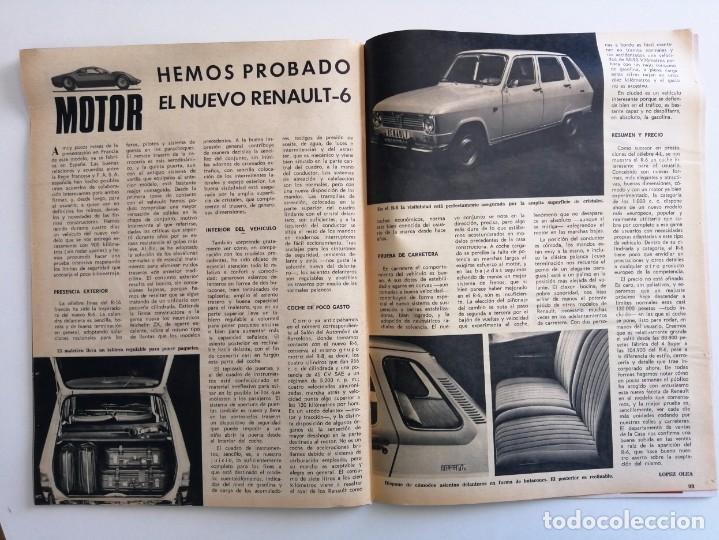 Coleccionismo de Revista Blanco y Negro: Blanco y Negro 2979 - Concha Espina Aniversario victoria Franco Apolo 10 Maria Callas - VER FOTOS - Foto 20 - 206894967
