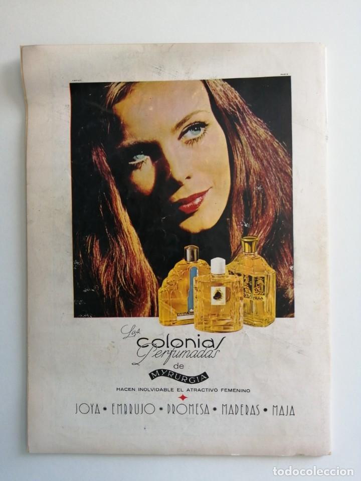 Coleccionismo de Revista Blanco y Negro: Blanco y Negro 2979 - Concha Espina Aniversario victoria Franco Apolo 10 Maria Callas - VER FOTOS - Foto 22 - 206894967