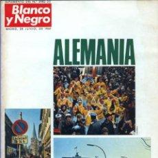 Coleccionismo de Revista Blanco y Negro: BLANCO Y NEGRO SUPLEMENTO DEL 2982 ALEMANIA - VER FOTOS. Lote 206912001