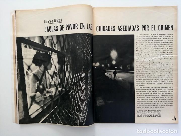 Coleccionismo de Revista Blanco y Negro: Blanco y Negro 2992 - Belfast Conde Carlos de Rosen Ernesto Halffter Menorca 850 Sport - VER FOTOS - Foto 8 - 206920901