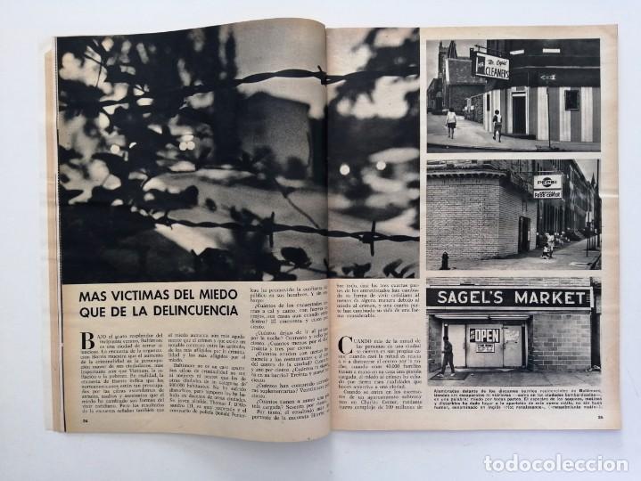 Coleccionismo de Revista Blanco y Negro: Blanco y Negro 2992 - Belfast Conde Carlos de Rosen Ernesto Halffter Menorca 850 Sport - VER FOTOS - Foto 9 - 206920901