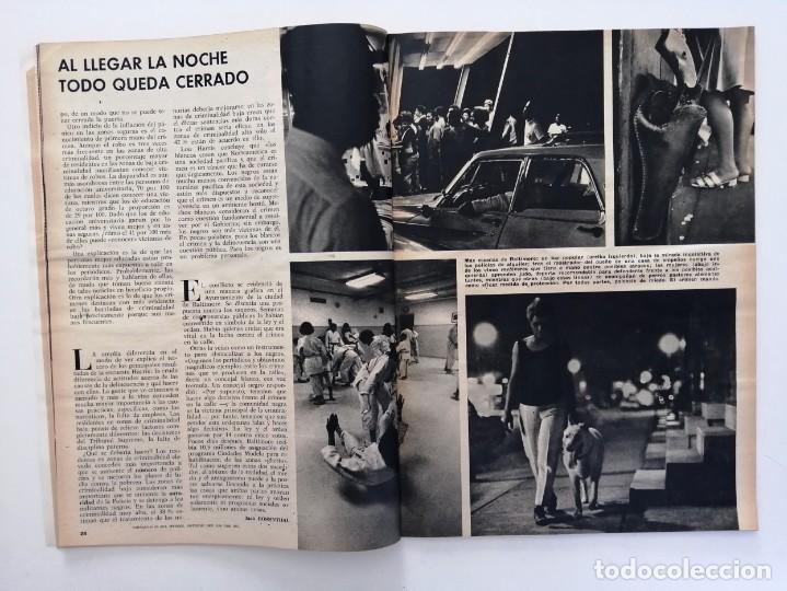 Coleccionismo de Revista Blanco y Negro: Blanco y Negro 2992 - Belfast Conde Carlos de Rosen Ernesto Halffter Menorca 850 Sport - VER FOTOS - Foto 10 - 206920901