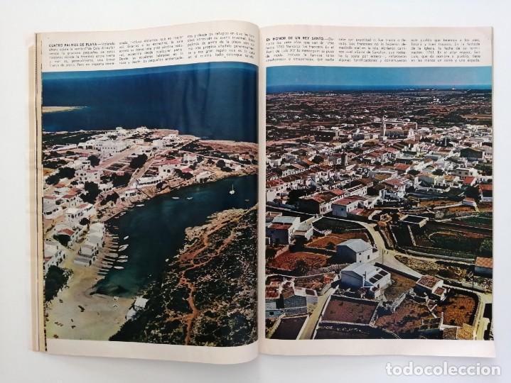Coleccionismo de Revista Blanco y Negro: Blanco y Negro 2992 - Belfast Conde Carlos de Rosen Ernesto Halffter Menorca 850 Sport - VER FOTOS - Foto 14 - 206920901