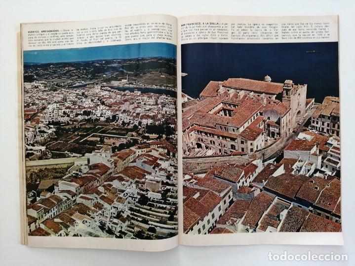 Coleccionismo de Revista Blanco y Negro: Blanco y Negro 2992 - Belfast Conde Carlos de Rosen Ernesto Halffter Menorca 850 Sport - VER FOTOS - Foto 15 - 206920901
