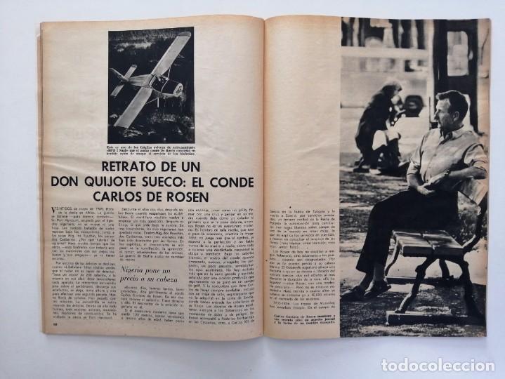 Coleccionismo de Revista Blanco y Negro: Blanco y Negro 2992 - Belfast Conde Carlos de Rosen Ernesto Halffter Menorca 850 Sport - VER FOTOS - Foto 16 - 206920901