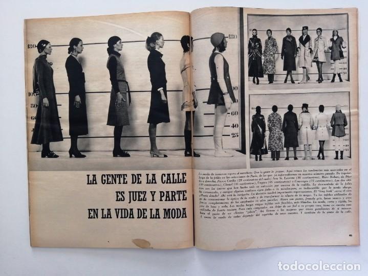 Coleccionismo de Revista Blanco y Negro: Blanco y Negro 2992 - Belfast Conde Carlos de Rosen Ernesto Halffter Menorca 850 Sport - VER FOTOS - Foto 18 - 206920901