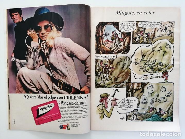 Coleccionismo de Revista Blanco y Negro: Blanco y Negro 2994 - Ho Chi Minh Apolo 11 Julio Beobide Jane Fonda Hollywood Benz Wankel- VER FOTOS - Foto 3 - 206923451