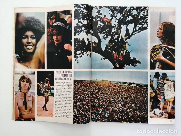 Coleccionismo de Revista Blanco y Negro: Blanco y Negro 2994 - Ho Chi Minh Apolo 11 Julio Beobide Jane Fonda Hollywood Benz Wankel- VER FOTOS - Foto 4 - 206923451
