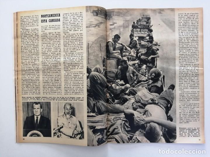 Coleccionismo de Revista Blanco y Negro: Blanco y Negro 2994 - Ho Chi Minh Apolo 11 Julio Beobide Jane Fonda Hollywood Benz Wankel- VER FOTOS - Foto 11 - 206923451
