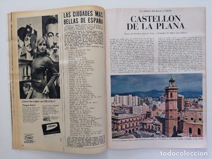 Coleccionismo de Revista Blanco y Negro: Blanco y Negro 2994 - Ho Chi Minh Apolo 11 Julio Beobide Jane Fonda Hollywood Benz Wankel- VER FOTOS - Foto 12 - 206923451