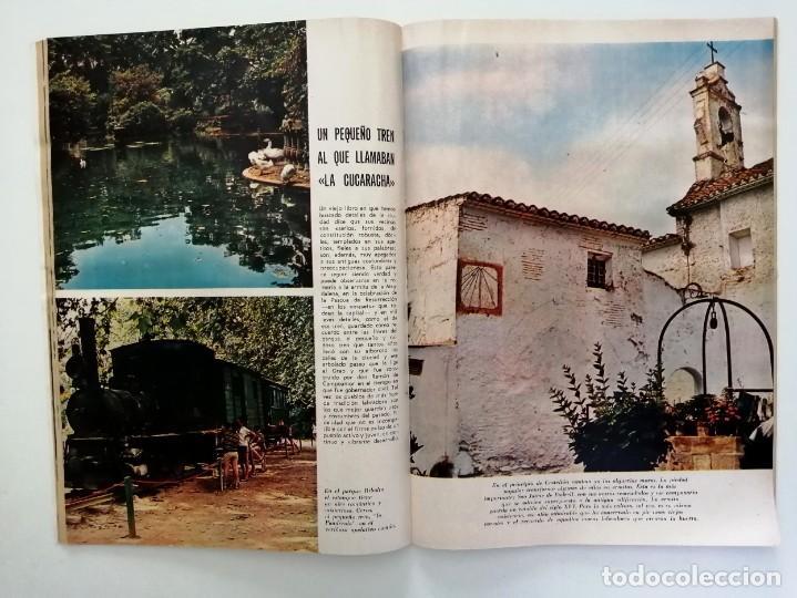 Coleccionismo de Revista Blanco y Negro: Blanco y Negro 2994 - Ho Chi Minh Apolo 11 Julio Beobide Jane Fonda Hollywood Benz Wankel- VER FOTOS - Foto 14 - 206923451