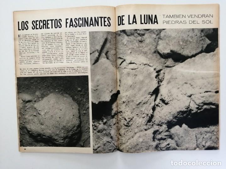 Coleccionismo de Revista Blanco y Negro: Blanco y Negro 2994 - Ho Chi Minh Apolo 11 Julio Beobide Jane Fonda Hollywood Benz Wankel- VER FOTOS - Foto 16 - 206923451