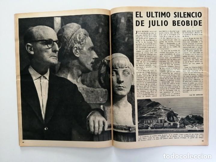 Coleccionismo de Revista Blanco y Negro: Blanco y Negro 2994 - Ho Chi Minh Apolo 11 Julio Beobide Jane Fonda Hollywood Benz Wankel- VER FOTOS - Foto 18 - 206923451