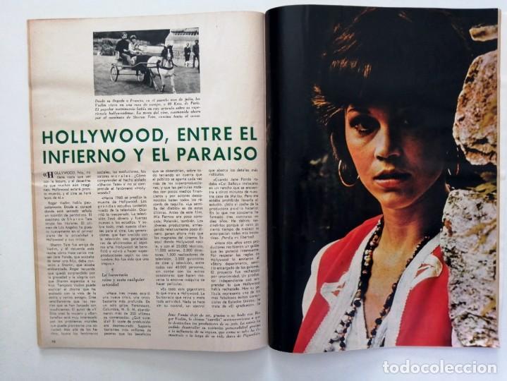 Coleccionismo de Revista Blanco y Negro: Blanco y Negro 2994 - Ho Chi Minh Apolo 11 Julio Beobide Jane Fonda Hollywood Benz Wankel- VER FOTOS - Foto 19 - 206923451