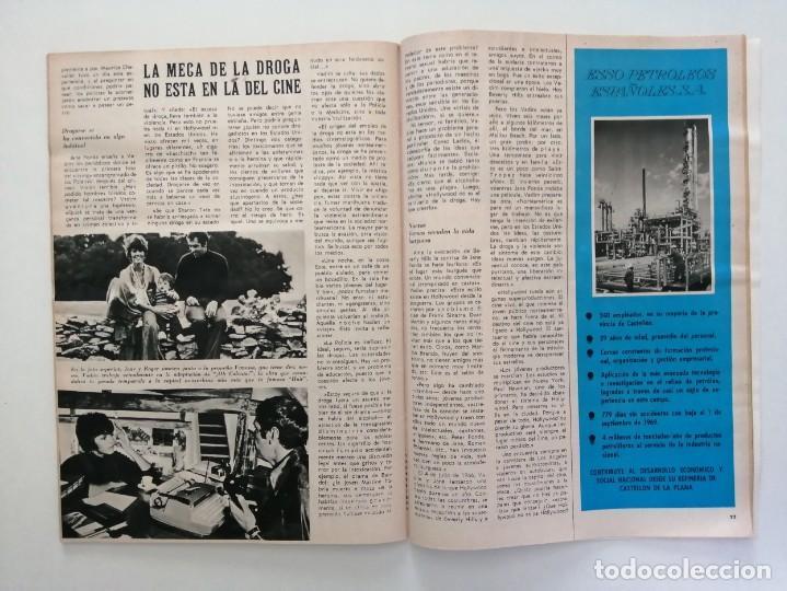 Coleccionismo de Revista Blanco y Negro: Blanco y Negro 2994 - Ho Chi Minh Apolo 11 Julio Beobide Jane Fonda Hollywood Benz Wankel- VER FOTOS - Foto 21 - 206923451