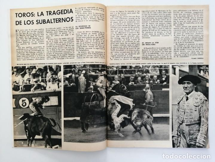 Coleccionismo de Revista Blanco y Negro: Blanco y Negro 2994 - Ho Chi Minh Apolo 11 Julio Beobide Jane Fonda Hollywood Benz Wankel- VER FOTOS - Foto 22 - 206923451