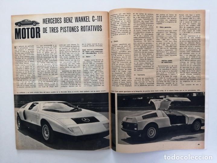 Coleccionismo de Revista Blanco y Negro: Blanco y Negro 2994 - Ho Chi Minh Apolo 11 Julio Beobide Jane Fonda Hollywood Benz Wankel- VER FOTOS - Foto 23 - 206923451