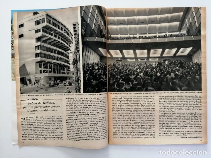 Coleccionismo de Revista Blanco y Negro: Blanco y Negro 2995 - Paco Camino Damaso Gómez Nixon Sintra Feliciano Rivilla Pelé - VER FOTOS - Foto 3 - 206924180
