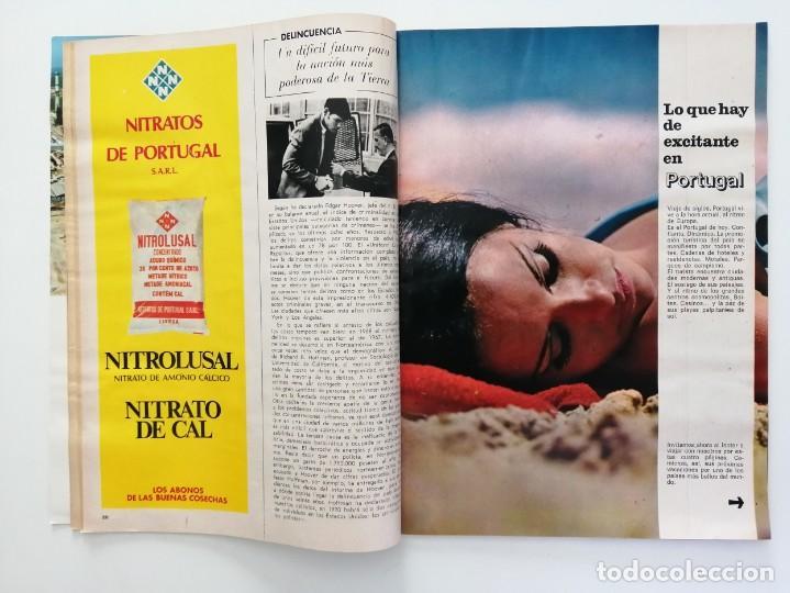 Coleccionismo de Revista Blanco y Negro: Blanco y Negro 2995 - Paco Camino Damaso Gómez Nixon Sintra Feliciano Rivilla Pelé - VER FOTOS - Foto 4 - 206924180