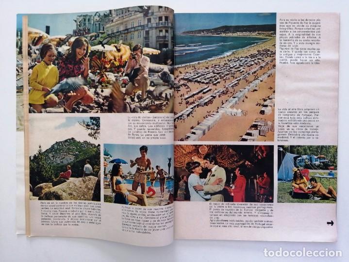 Coleccionismo de Revista Blanco y Negro: Blanco y Negro 2995 - Paco Camino Damaso Gómez Nixon Sintra Feliciano Rivilla Pelé - VER FOTOS - Foto 5 - 206924180