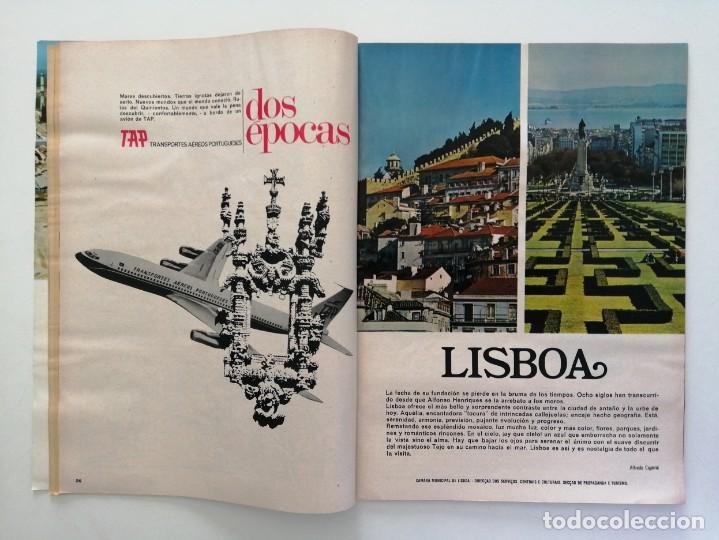 Coleccionismo de Revista Blanco y Negro: Blanco y Negro 2995 - Paco Camino Damaso Gómez Nixon Sintra Feliciano Rivilla Pelé - VER FOTOS - Foto 7 - 206924180