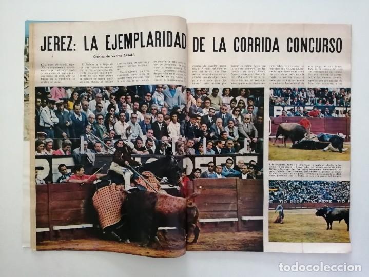 Coleccionismo de Revista Blanco y Negro: Blanco y Negro 2995 - Paco Camino Damaso Gómez Nixon Sintra Feliciano Rivilla Pelé - VER FOTOS - Foto 9 - 206924180