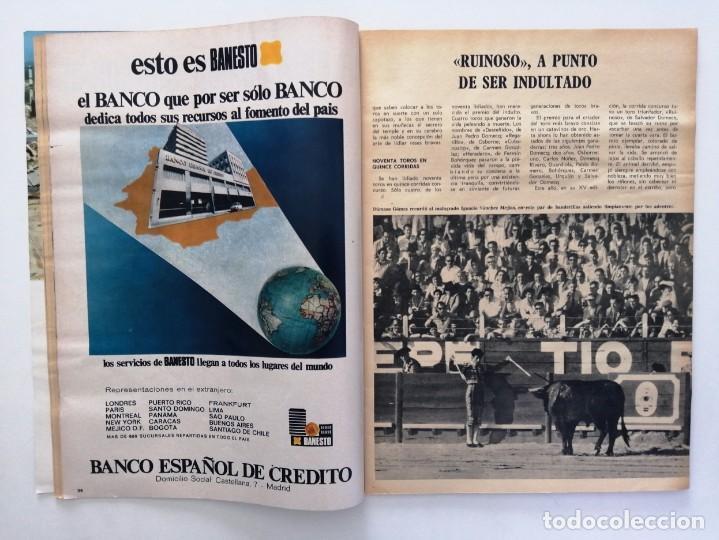 Coleccionismo de Revista Blanco y Negro: Blanco y Negro 2995 - Paco Camino Damaso Gómez Nixon Sintra Feliciano Rivilla Pelé - VER FOTOS - Foto 10 - 206924180