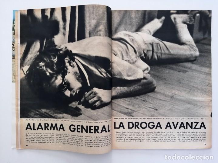 Coleccionismo de Revista Blanco y Negro: Blanco y Negro 2995 - Paco Camino Damaso Gómez Nixon Sintra Feliciano Rivilla Pelé - VER FOTOS - Foto 14 - 206924180