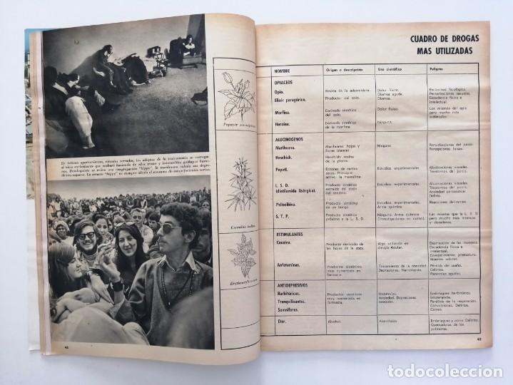 Coleccionismo de Revista Blanco y Negro: Blanco y Negro 2995 - Paco Camino Damaso Gómez Nixon Sintra Feliciano Rivilla Pelé - VER FOTOS - Foto 15 - 206924180