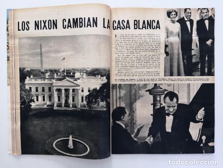 Coleccionismo de Revista Blanco y Negro: Blanco y Negro 2995 - Paco Camino Damaso Gómez Nixon Sintra Feliciano Rivilla Pelé - VER FOTOS - Foto 17 - 206924180