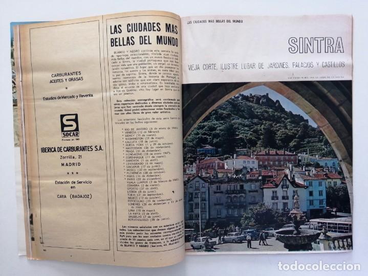 Coleccionismo de Revista Blanco y Negro: Blanco y Negro 2995 - Paco Camino Damaso Gómez Nixon Sintra Feliciano Rivilla Pelé - VER FOTOS - Foto 18 - 206924180