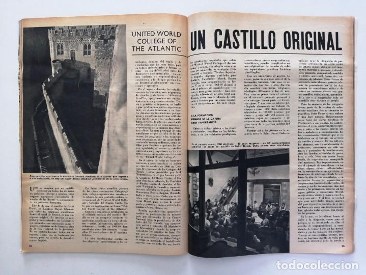 Coleccionismo de Revista Blanco y Negro: Blanco y Negro 2995 - Paco Camino Damaso Gómez Nixon Sintra Feliciano Rivilla Pelé - VER FOTOS - Foto 23 - 206924180