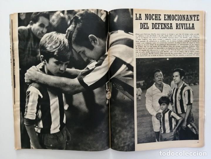 Coleccionismo de Revista Blanco y Negro: Blanco y Negro 2995 - Paco Camino Damaso Gómez Nixon Sintra Feliciano Rivilla Pelé - VER FOTOS - Foto 24 - 206924180