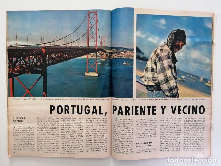 Coleccionismo de Revista Blanco y Negro: Blanco y Negro 2995 - Paco Camino Damaso Gómez Nixon Sintra Feliciano Rivilla Pelé - VER FOTOS - Foto 25 - 206924180