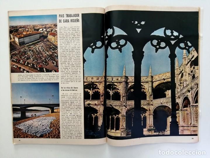 Coleccionismo de Revista Blanco y Negro: Blanco y Negro 2995 - Paco Camino Damaso Gómez Nixon Sintra Feliciano Rivilla Pelé - VER FOTOS - Foto 26 - 206924180