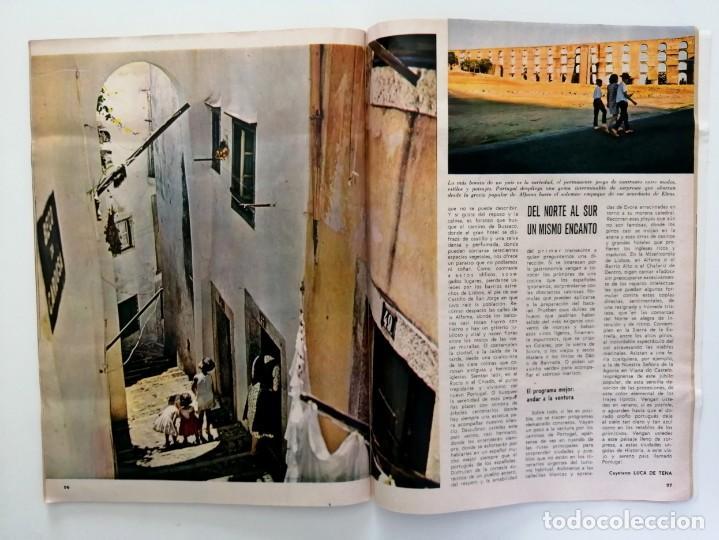 Coleccionismo de Revista Blanco y Negro: Blanco y Negro 2995 - Paco Camino Damaso Gómez Nixon Sintra Feliciano Rivilla Pelé - VER FOTOS - Foto 27 - 206924180