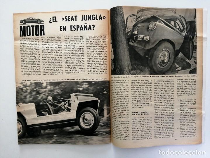 Coleccionismo de Revista Blanco y Negro: Blanco y Negro 2995 - Paco Camino Damaso Gómez Nixon Sintra Feliciano Rivilla Pelé - VER FOTOS - Foto 28 - 206924180