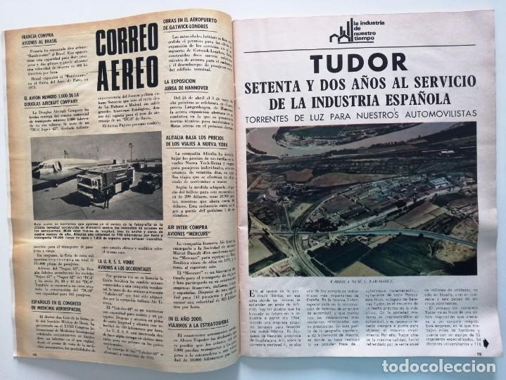 Coleccionismo de Revista Blanco y Negro: Blanco y Negro 2998 - Monasterio de Piedra Apolo 11 Franco Joseph Losey Eddy Merckk - VER FOTOS - Foto 3 - 206925472
