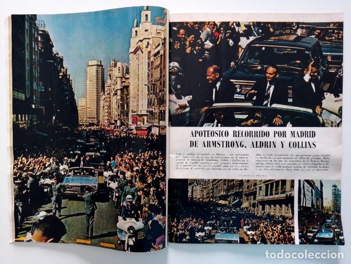 Coleccionismo de Revista Blanco y Negro: Blanco y Negro 2998 - Monasterio de Piedra Apolo 11 Franco Joseph Losey Eddy Merckk - VER FOTOS - Foto 5 - 206925472