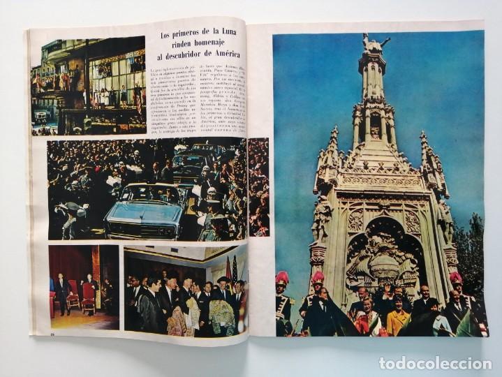 Coleccionismo de Revista Blanco y Negro: Blanco y Negro 2998 - Monasterio de Piedra Apolo 11 Franco Joseph Losey Eddy Merckk - VER FOTOS - Foto 6 - 206925472