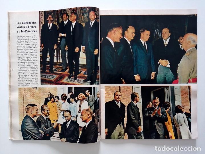 Coleccionismo de Revista Blanco y Negro: Blanco y Negro 2998 - Monasterio de Piedra Apolo 11 Franco Joseph Losey Eddy Merckk - VER FOTOS - Foto 7 - 206925472