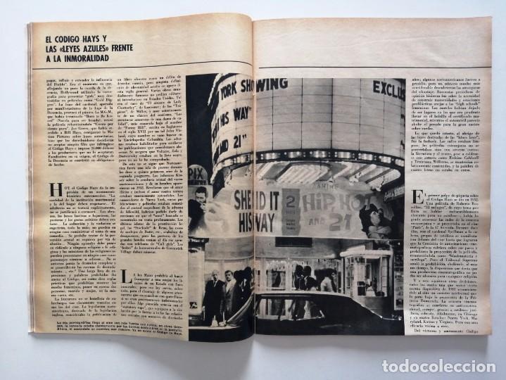 Coleccionismo de Revista Blanco y Negro: Blanco y Negro 2998 - Monasterio de Piedra Apolo 11 Franco Joseph Losey Eddy Merckk - VER FOTOS - Foto 11 - 206925472