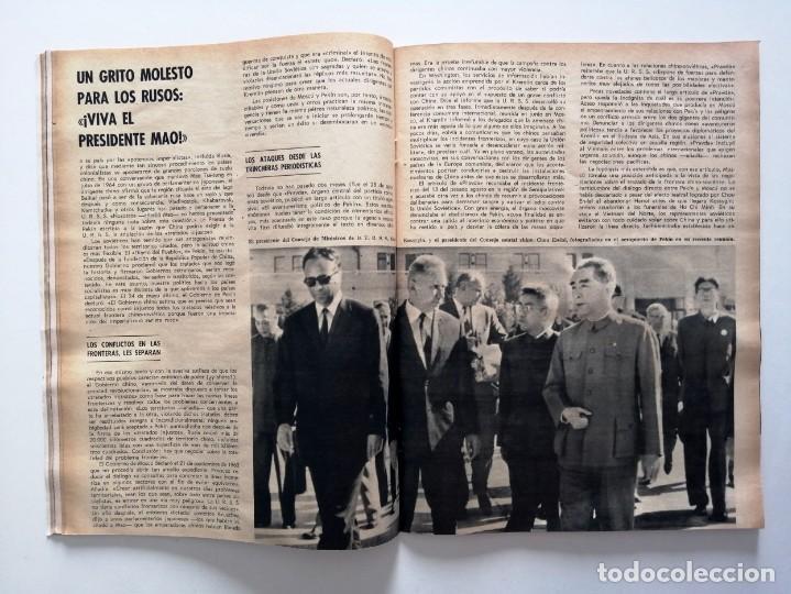 Coleccionismo de Revista Blanco y Negro: Blanco y Negro 2998 - Monasterio de Piedra Apolo 11 Franco Joseph Losey Eddy Merckk - VER FOTOS - Foto 12 - 206925472