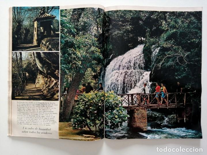 Coleccionismo de Revista Blanco y Negro: Blanco y Negro 2998 - Monasterio de Piedra Apolo 11 Franco Joseph Losey Eddy Merckk - VER FOTOS - Foto 14 - 206925472