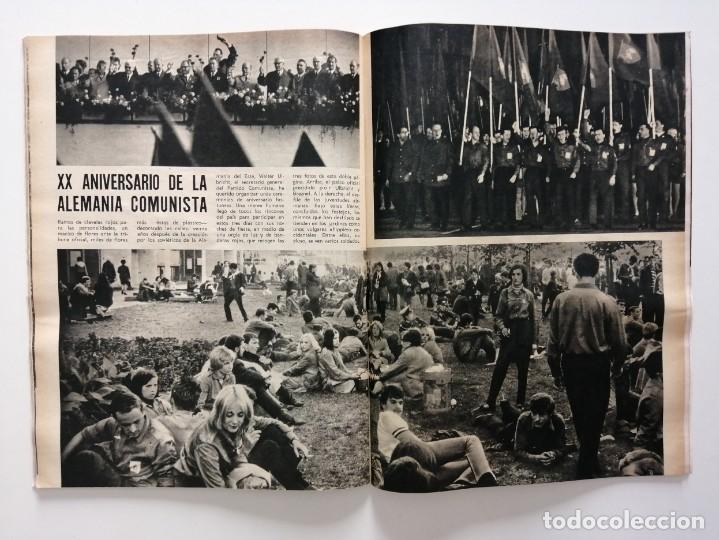 Coleccionismo de Revista Blanco y Negro: Blanco y Negro 2998 - Monasterio de Piedra Apolo 11 Franco Joseph Losey Eddy Merckk - VER FOTOS - Foto 17 - 206925472